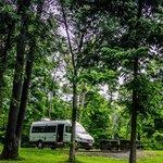 Hidden hollow campground