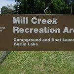 Mill creek recreation area berlin center oh