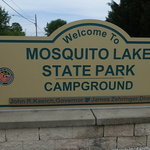 Mosquito lake state park
