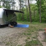 Sand hollow campsite