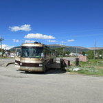 Leadville rv dump station
