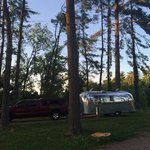 Winton woods campground