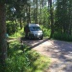 Bismarck lake campground