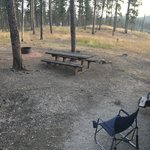 Dutchman campground black hills nf