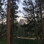 Horsethief lake campground