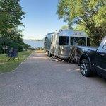 Lake mitchell city campground