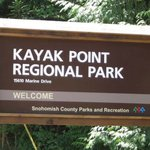 Kayak point county park