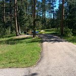 Oreville campground