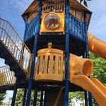 Thorsnes park campground