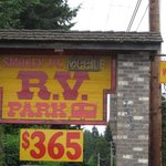 Smokey point rv park