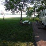 Lewis clark sra burbach campground