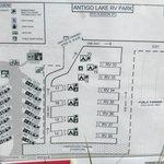 Antigo lake rv park