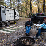 Castle mound campground black river state forest