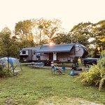 Cliffside park campground