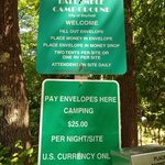 Dalrymple park campground