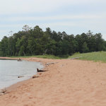 Little sand bay recreation area