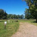 Little sand bay recreation area