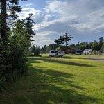 Pioneer park campground ogema wi