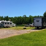 Town of clover campground