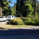 Klipchuck campground