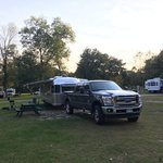 Veterans memorial park campground