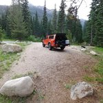 Lone fir campground