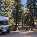 Early winters campground