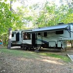 Deerlick creek campground
