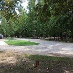 Service park campground