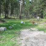 J r campground