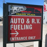 Mortons travel plaza
