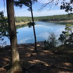 Dam site campground greers ferry lake ar