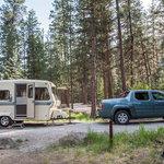 Falls creek campground