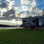 Horseshoe bend campground