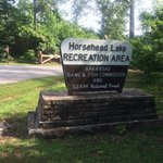 Horsehead lake recreation area