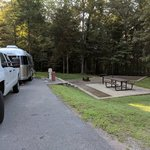 Lake fort smith state park