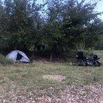 Ozark campground