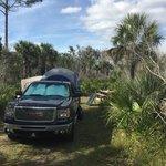 Bear island campground