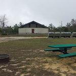 Big scrub campground
