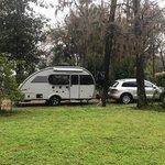 Coe landing campground