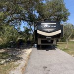 Fort pickens campground