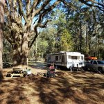 High bluff campground