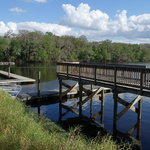 Lake monroe park