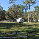 Ocean pond campground