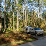 Ocean pond campground