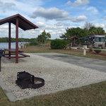 Ortona lock campground