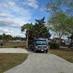 Ortona lock campground