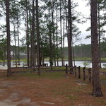Sand pond recreation area