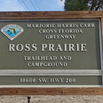 Ross prairie state forest campground