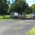 Santos trailhead campground